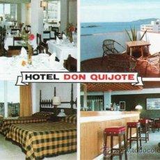 Postales: HOTEL DON QUIJOTE. FIGUERETAS. IBIZA. BALEARES. ESPAÑA-POSTALES-RASTRILLOPORTOBELLO. Lote 32045827