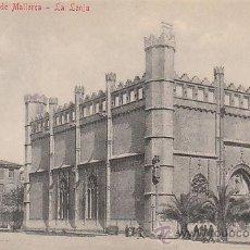 Postales: PALMA DE MALLORCA, LA LONJA, EDITOR: AM Nº 4. Lote 32086455