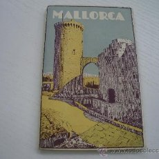 Postales: PALMA DE MALLORCA - CARPETILLA CON 10 POSTALES EN BROMURO - ZERKOWITZ FOTOGRAFO. Lote 32136602