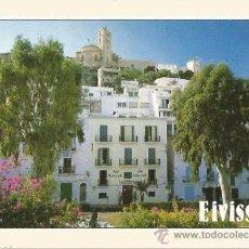 Postales: == B1290 - POSTAL - EIVISSA - DALT VILA - SIN CIRCULAR. Lote 32289035