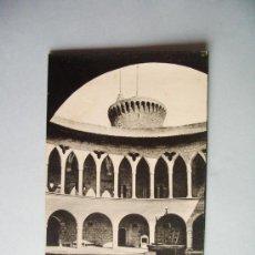 Postales: 1910C.- CASTILLO DE BELLVER. PALMA DE MALLORCA. BALEARES. POSTAL. Lote 32380761
