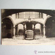 Postales: 1910C.- PATIO CASA MORELL . PALMA DE MALLORCA. BALEARES. POSTAL. Lote 32380827