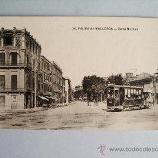 Postales: 1910C.- CALLE MARINA . PALMA DE MALLORCA. BALEARES. POSTAL. Lote 32380853