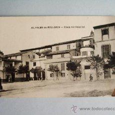 Postales: 1910C.- PLAZA DEL HOSPITAL . PALMA DE MALLORCA. BALEARES. POSTAL. Lote 32380898
