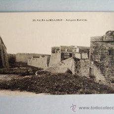 Postales: 1910C.- ANTIGUAS MURALLAS . PALMA DE MALLORCA. BALEARES. POSTAL. Lote 32380993