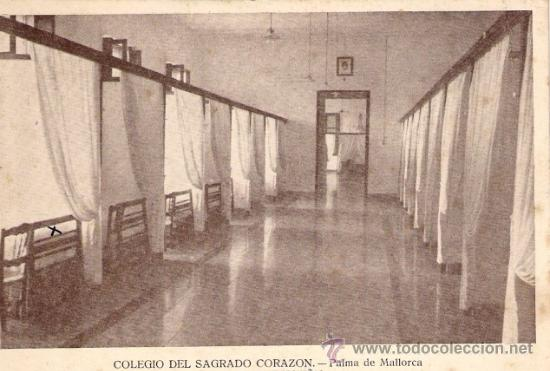 Dormitorios Mallorca.Colegio Sagrado Corazon Palma De Mallorca D Comprar Postales
