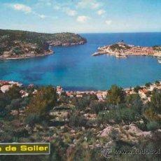 Postales: POSTAL - PUERTO DE SOLLER - MALLORCA - ICARIA - 6019. Lote 32585288