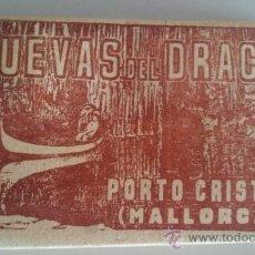 Postales: ACORDEÓN FOTOGRÁFICO DE LAS CUEVAS DEL DRACH : 14 FOTOGRAFÍAS . Lote 32599591