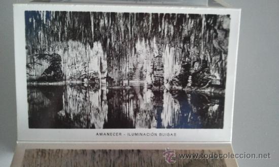 Postales: ACORDEÓN FOTOGRÁFICO DE LAS CUEVAS DEL DRACH : 14 FOTOGRAFÍAS - Foto 2 - 32599591