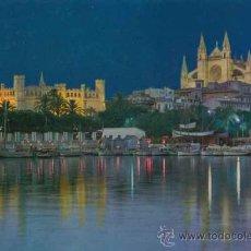 Postales: POSTAL - PALMA DE MALLORCA - MALLORCA - CASA PLANAS - NEVCOLOR - 1055. Lote 32614857