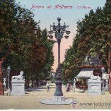 Postales: POSTALES. EL BORNE. PALMA DE MALLORCA. BALEARES. ESPAÑA. RASTRILLO PORTOBELLO.. Lote 32625513