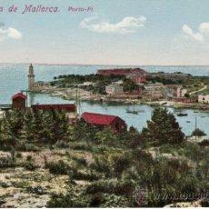 Postales: POSTALES. PORTO-PI. PALMA DE MALLORCA. BALEARES. ESPAÑA. RASTRILLO PORTOBELLO.. Lote 32625565