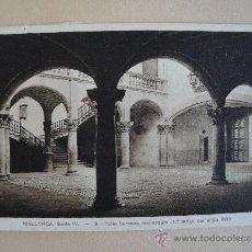 Postales: MALLORCA. PATIO BARROCO MALLORQUÍN. (CAN VIVOT). BALEARES.. Lote 32849055