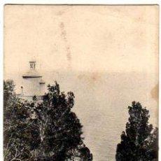 Postales: VALLDEMOSA (POSESIÓN DEL ARCHIDUQUE) CAPILLA DE REIMUNDO LULIO EN MIRAMAR.. Lote 33414546