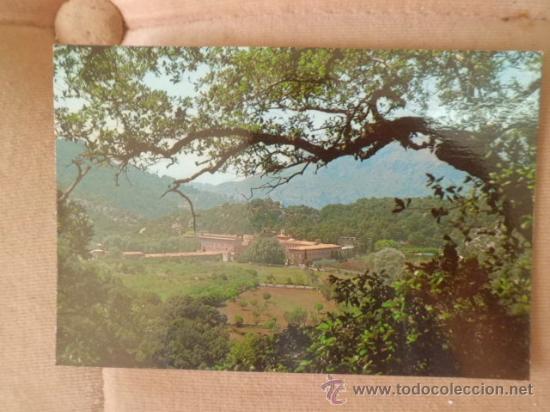 POSTAL SANTUARIO DE LLUC MALLORCA SÇ7C A-138 (Postales - España - Baleares Moderna (desde 1.940))