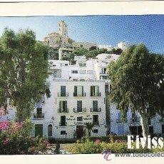 Postales: +-+ PV247 - POSTAL IBIZA - DALT VILA - SIN CIRCULAR. Lote 33464588