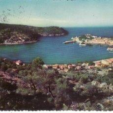 Postales: SÓLLER. VISTA GENERAL DEL PUERTO. MALLORCA. ISLAS BALEARES. ESPAÑA. COLECCIONISMO.. Lote 33502074