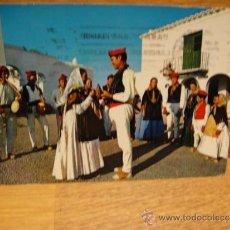 Postales: IBIZA SAN MIGUEL - CIRCULADA - EXCLUSIVAS CASA FIGUERETAS. Lote 33663045