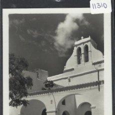 Postales: IBIZA - 80 - IGLESIA DE SAN ANTONIO ABAD - FOT. VIÑETS - (11.310). Lote 33711445