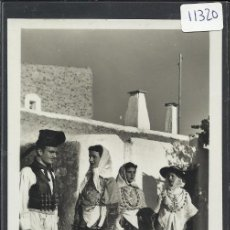 Postales: IBIZA -69 - TRAJES TIPICOS - FOT. VIÑETS - (11.320). Lote 33711616