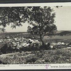 Postales: IBIZA - 26 - VISTA GENERAL DE SANTA EULALIA DEL RIO - FOT. VIÑETS - (11.329). Lote 33711709