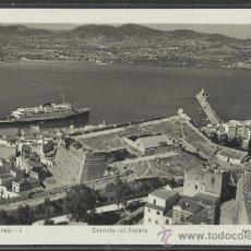 Postales: IBIZA - 3- ENTRADA DEL PUERTO - FOT. VIÑETS - (11.336). Lote 33711777