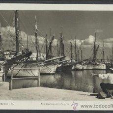 Postales: IBIZA - 85 - UN RINCON DEL PUERTO - FOT. VIÑETS - (11.337). Lote 33711784