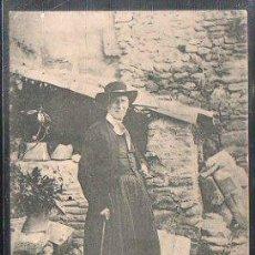 Postales: TARJETA POSTAL DE MALLORCA - PAYES MALLORQUIN. LIBRERIA ESCOLAR P. DE CORT 12. Lote 33976023