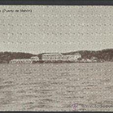 Postales: MENORCA - MAHON - 7 - ISLA PLANA - COL. ATENEO - R. PONS - (11.536). Lote 33985180