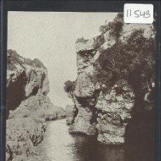 Postales: MENORCA - 14 - CALA DE RAFALET - COL. ATENEO - G.PONS - (11.543). Lote 33986120