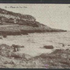 Postales: MENORCA - 16 - PLAYA DE SON BOU - COL. ATENEO - G. CONFORTO - (11.545). Lote 33986330