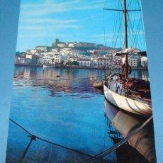 Postales: POSTAL DE IBIZA, ISLAS BALEARES. AÑO 1976. EL PUERTO. 679 . . Lote 34001718