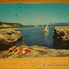 Postales: IBIZA - SAN ANTONIO POSTAL CIRCULADA EDICION CASA FIGUERETAS. Lote 34143356