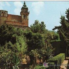 Postales: +-+ PV804 - POSTAL - MALLORCA - VALLDEMOSA - JARDINES DE LA CARTUJA. Lote 34462420