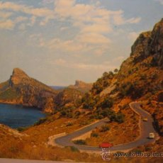 Postales: MALLORCA (ISLAS BALEARES), FORMENTOR, T2561. Lote 34596187