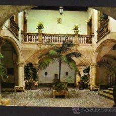 Postales: PALMA DE MALLORCA - PATIO TIPICO, ED.PALMA N.1089 - 1971. Lote 34665085