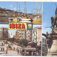 Postales: IBIZA, POSTAL CIRCULADA. Lote 34964600