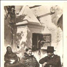 Postales: IBIZA (BALEARES) Nº 13 - CORTEJO CAMPESINO - VIÑETS - MANUSCRITA SIN CIRCULAR. Lote 34937022