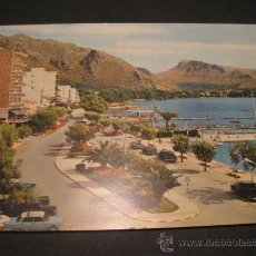 Postales: PUERTO DE POLLENSA.POSTAL OSCAR COLOR.. Lote 34987180