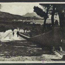Postales: POLLENSA- 303 - PUERTO - VISTA DESDE EL BOQUER - (12.071). Lote 35034626