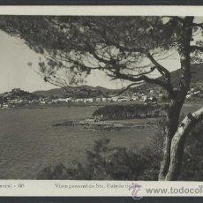 Postales: IBIZA - 86 - VISTA GENERAL DE STA. EULALIA DEL RIO - FOTO VIÑETS - (12.145). Lote 35072675