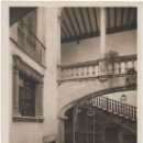 Postales: PALMA DE MALLORCA.- PATIO DE LA CASA OLEZA. (C.1935).. Lote 35120165