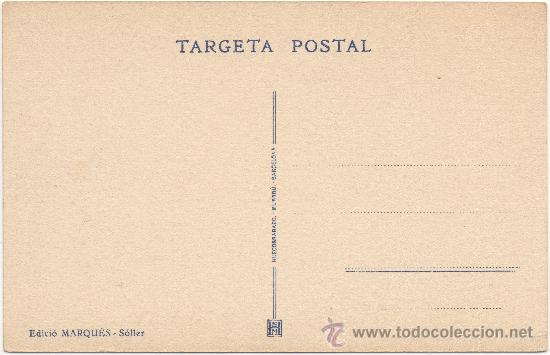 Postales: MIRAMAR (MALLORCA).- SA FORADADA. - Foto 2 - 35123386