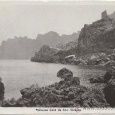 Postales: MALLORCA.- POLLENSA. CALA DE SAN VICENTE.. Lote 35191825