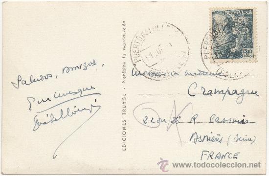 Postales: MALLORCA.- POLLENSA. CALA DE SAN VICENTE. - Foto 2 - 35191825