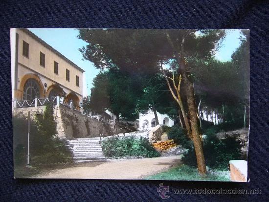 POSTAL MALLORCA. CALA FIGUERA. AÑO 1961. (Postales - España - Baleares Moderna (desde 1.940))