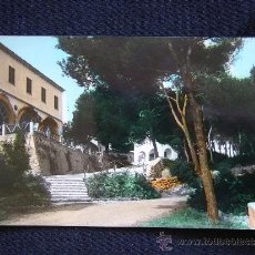 Postales: POSTAL MALLORCA. CALA FIGUERA. AÑO 1961.. Lote 35497277