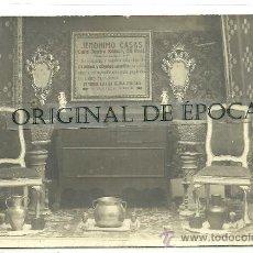 Postales: (PS-30659)POSTAL FOTOGRAFICA DE PALMA DE MALLORCA-JERONIMO CASAS MUEBLES USADOS Y OBJETOS ANTIGUOS. Lote 35566581