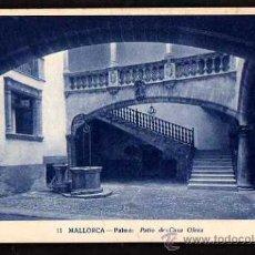 Postkarten - 11. Mallorca. Palma. Patio de Casa Oleza. - 35639797