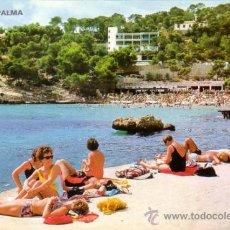 Postales: MALLORCA - ILLETAS - PALMA - ICARIA 1968. Lote 36025865